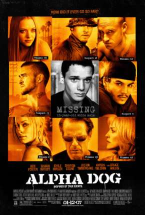 Capa Alpha Dog Dublado