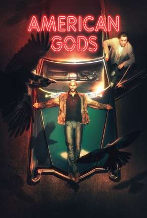 American Gods - 2ª Temporada via Torrent