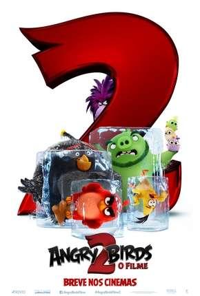 Angry Birds 2 - O Filme - CAM Legendado