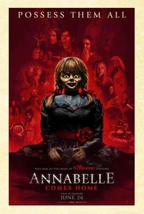 Annabelle 3 - De Volta Para Casa -  Legendado HDRIP
