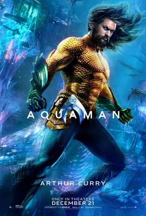Aquaman - IMAX OPEN MATTE