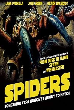 Aranhas Assassinas HD