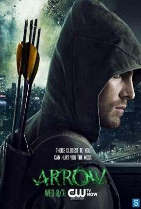 Arrow - 2ª Temporada - Completa
