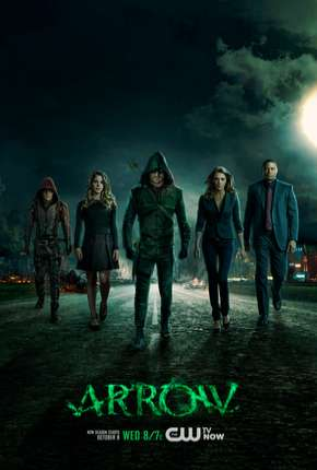 Arrow - 3ª Temporada - Completa