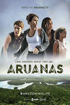 Aruanas - 1ª Temporada Completa