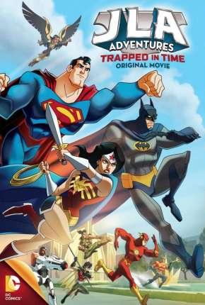 As Aventuras da Liga da Justiça - Armadilha do Tempo via Torrent