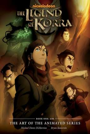 Avatar - A Lenda de Korra Completo