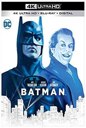 Batman - 1989 4K
