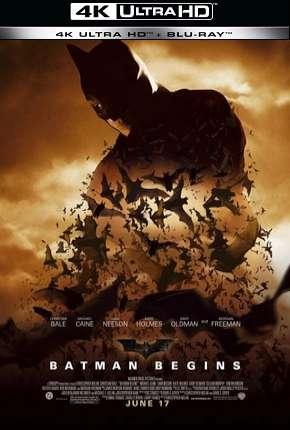 Batman Begins - 4K