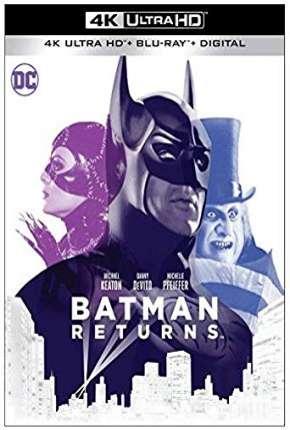 Batman - O Retorno 4K