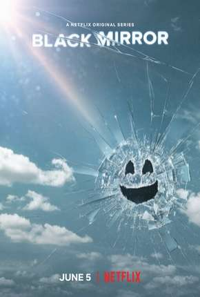 Capa Black Mirror - 5ª Temporada Completa Dublada