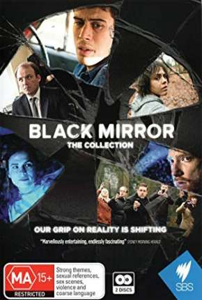 Black Mirror - Todas as Temporadas Completas