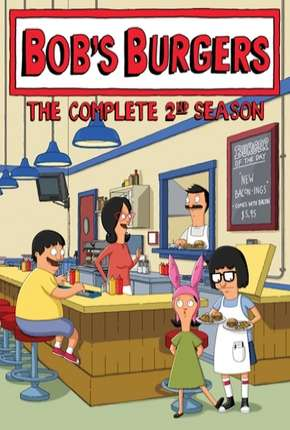 Bobs Burgers - 2ª Temporada