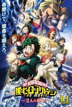 Boku no Hero Academia - Os Dois Heróis - O Filme