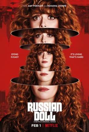 Boneca Russa - 1ª Temporada Completa