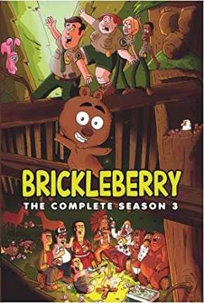 Capa Brickleberry - 3ª Temporada Dublado