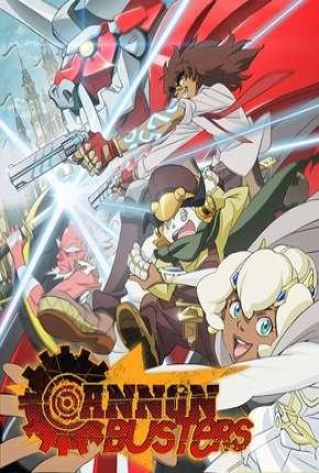 Cannon Busters - 1ª Temporada Completa