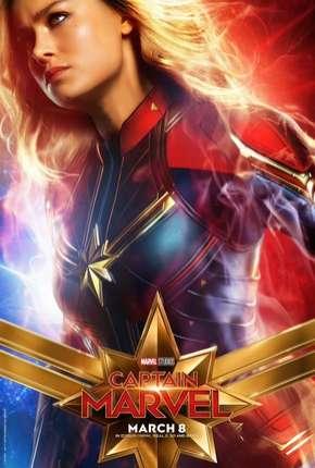 Capitã Marvel - IMAX OPEN MATTE