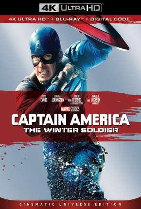 Capitão América 2 - O Soldado Invernal 4K
