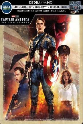 Capitão América - O Primeiro Vingador 4K Remux