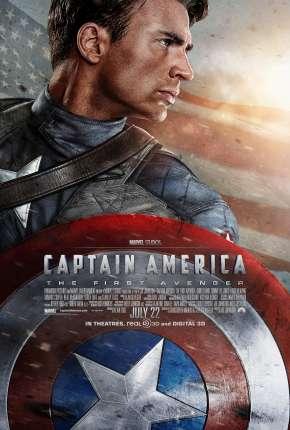 Capitão América - O Primeiro Vingador - IMAX OPEN MATTE
