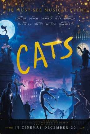 Cats - Legendado HDRIP