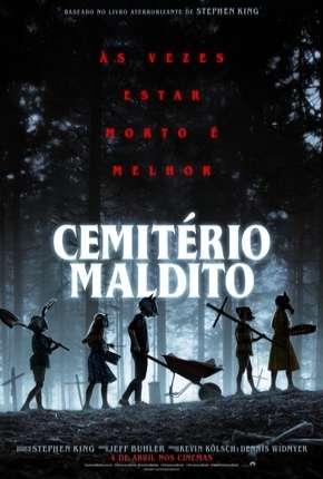 Cemitério Maldito - Pet Sematary BluRay