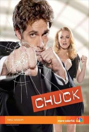 Capa Chuck - 5ª Temporada Dublada