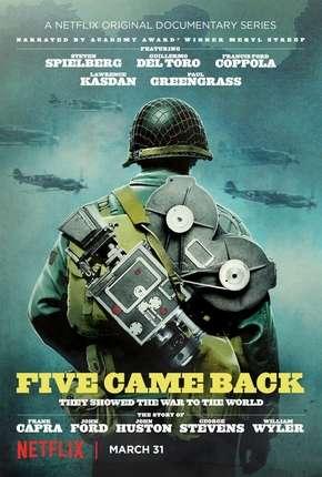 Cinco que Voltaram - 1ª Temporada - Completa