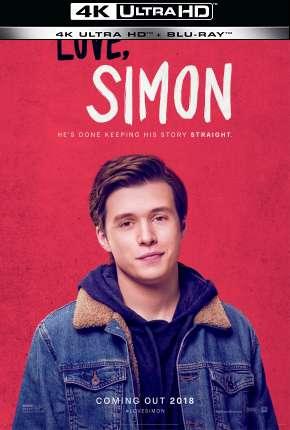 Com Amor, Simon - 4K