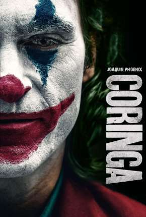 Poster Coringa - Joker BluRay