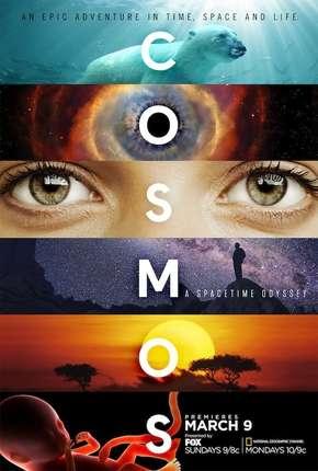 Cosmos - Uma Odisseia No Espaço-Tempo - 1ª Temporada