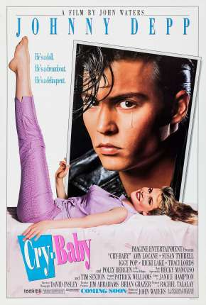 Cry-Baby BluRay