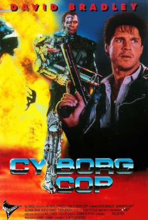 Cyborg Cop - A Guerra do Narcotráfico