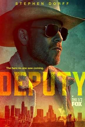 Deputy - 1ª Temporada Legendada