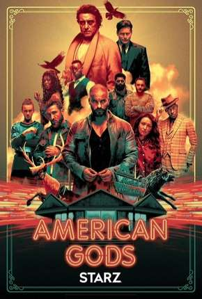 Deuses Americanos - 2ª Temporada via Torrent