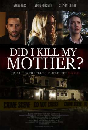 Capa Did I Kill My Mother? - Legendado