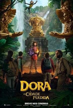 Dora e a Cidade Perdida - CAM - Legendado
