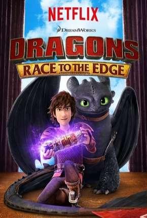 Dragões - Corrida Até o Limite - 4ª Temporada