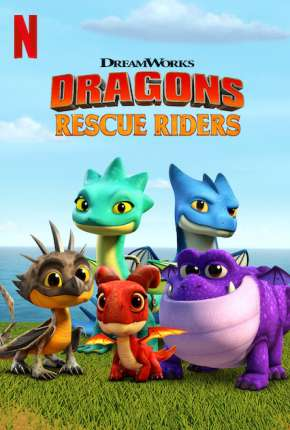 Dragões - Equipe de Resgate  Completa