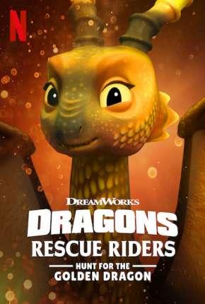 Dragões - Equipe de Resgate - Em Busca do Dragão Dourado