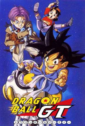 Dragon Ball GT  - Completo