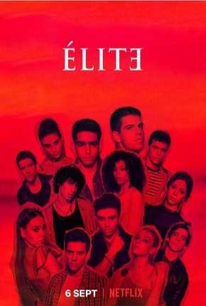 Capa Elite - 2ª Temporada Completa Dublada