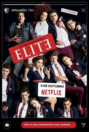 Elite - 3ª Temporada Completa