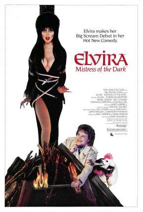 Elvira, a Rainha das Trevas - BluRay