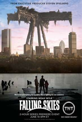 Falling Skies - 1ª Temporada Dublada Download - Onde Baixo