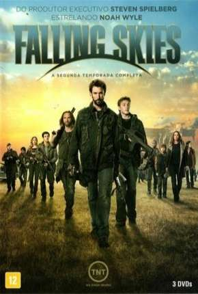Falling Skies - 5ª Temporada via Torrent