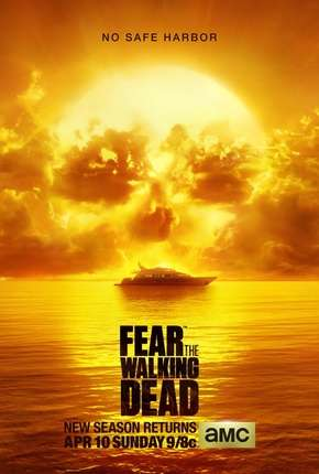 Fear the Walking Dead - 2ª Temporada Completa