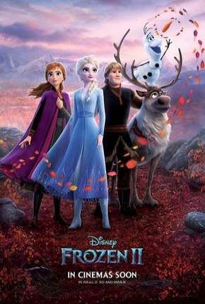 Frozen 2 - Legendado BluRay