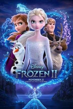 Frozen II - R5 DVDscr